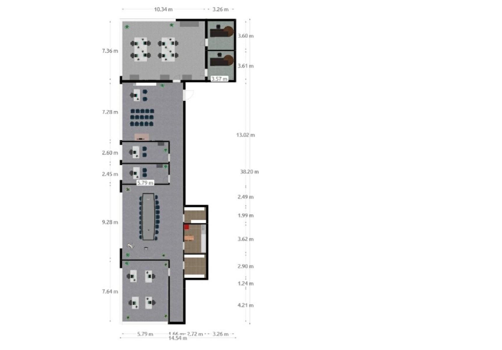 Bureaux - Namur - Loyers - #3076257-9