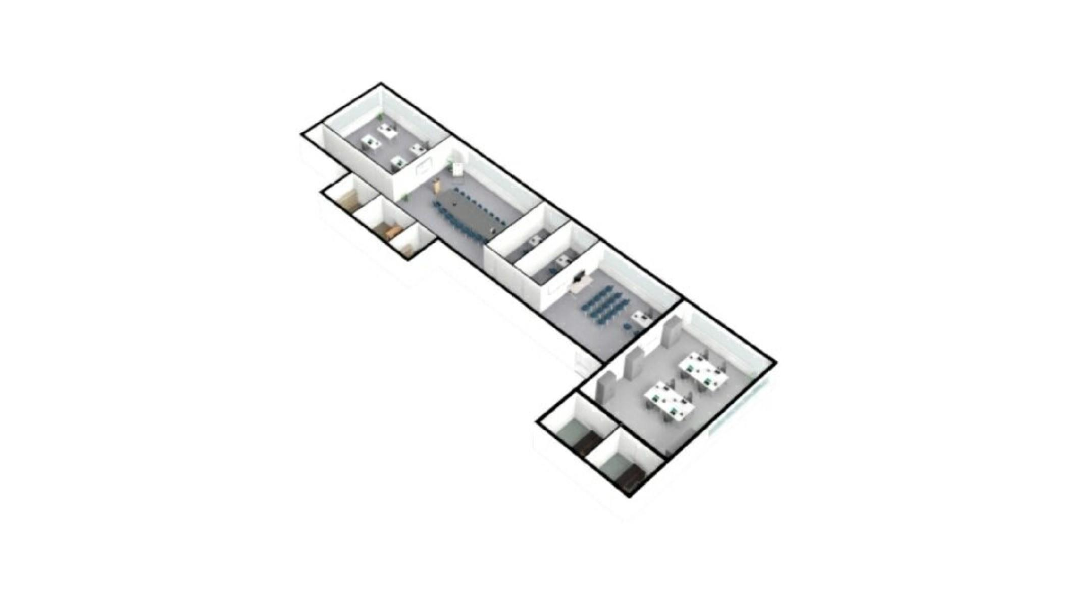 Bureaux - Namur - Loyers - #3076257-17