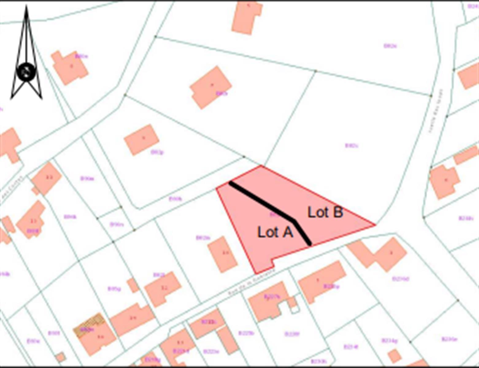 Terrain à bâtir - Hemptinne - #3964279-1